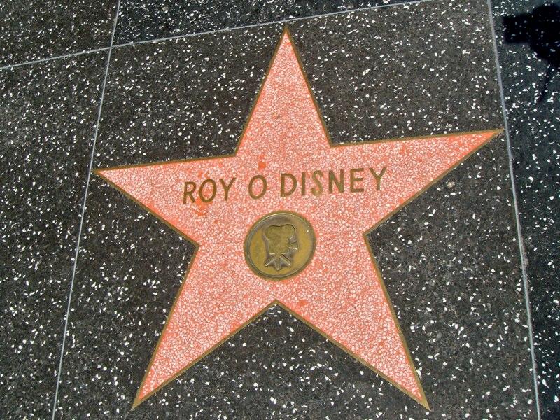 Roy Disney's Star