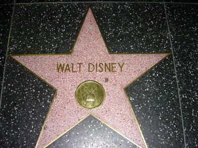 Walt Disney's Star